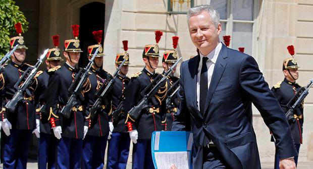 فرانسه آمریکا را تهدید به مقابله به مثل کرد