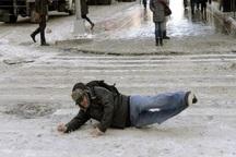 توصیه های اورژانس البرز برای پیشگیری از حوادث روزهای یخبندان