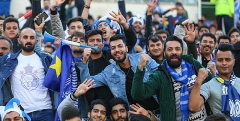 اعتراض هواداران استقلال این بار مقابل باشگاه
