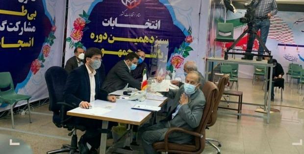 سردار افشار پس از نامنویسی در انتخابات: 47 برنامه ملی تحولآفرین در همه عرصهها دارم