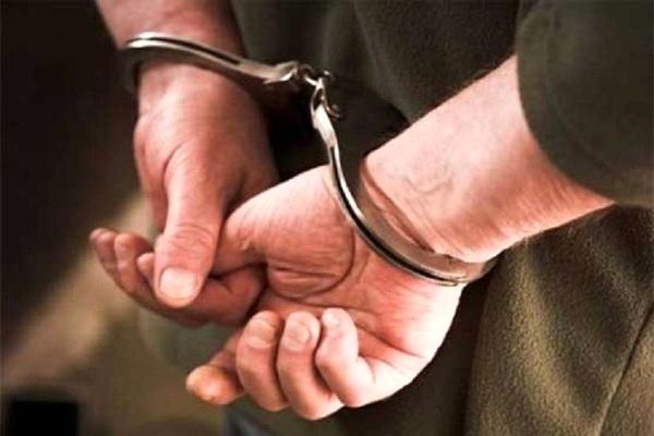 دستگیری شهروند عراقی به جرم حمل تیر جنگی