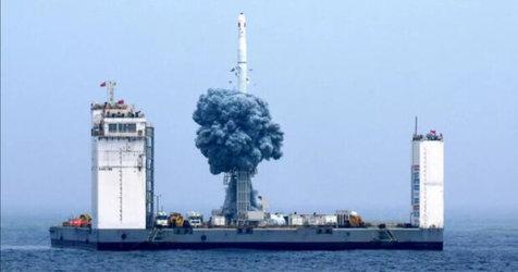 ساخت بندر فضایی شناور توسط چین