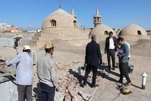 23 بنای تاریخی سال گذشته در استان اردبیل مرمت شد
