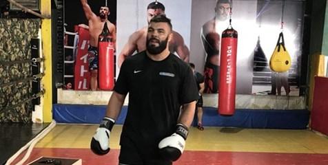 قرارداد امیر علیاکبری با UFC بدلیل داشتن سابقه دوپینگ لغو شد؟
