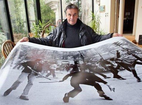 عکاس سرشناس فرانسوی درگذشت