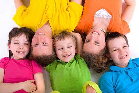 معرفی چند بازی گروهی برای کودکان