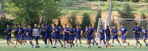 بازگشت 2 غایب دربی در روز توصیههای مجیدی به بازیکنان