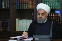 رئیس جمهور درگذشت پدر دکتر ابوطالبی را تسلیت گفت