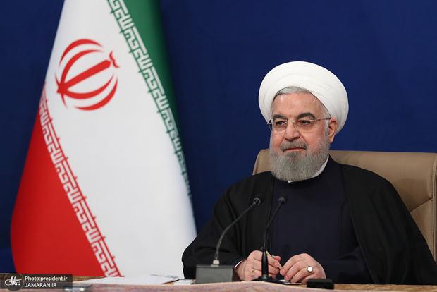 روحانی: اگر آمریکا توبه کند ما توبهاش را میپذیریم