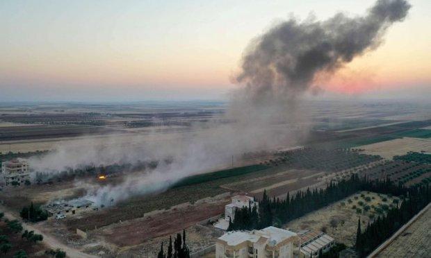جنگنده های ارتش سوریه بزرگترین انبار مهمات جبهه النصره را منهدم کردند