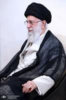 دیدار نایب رئیس دفتر سیاسی حماس با رهبر معظم انقلاب