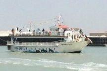 خلیج فارس نعمت گردشگری استان بوشهر است