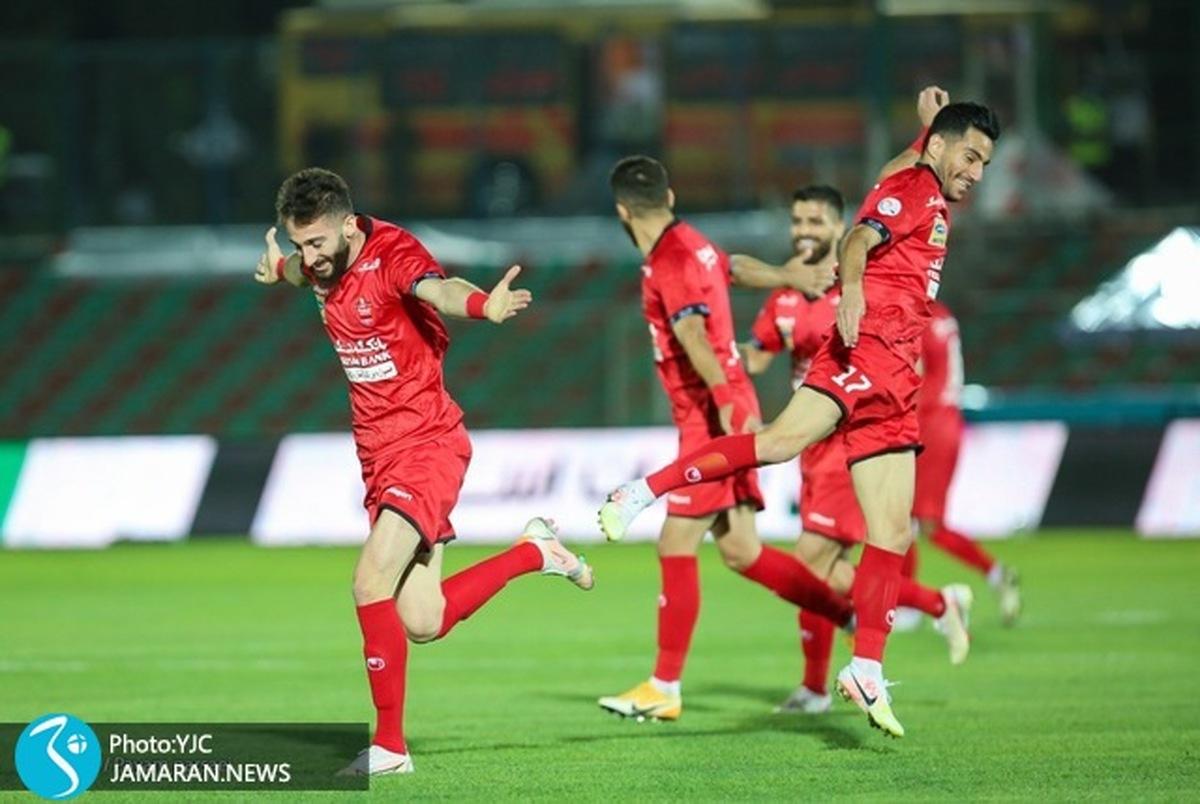 بیانیه باشگاه پرسپولیس برای کسب پنجمین قهرمانی متوالی در لیگ برتر