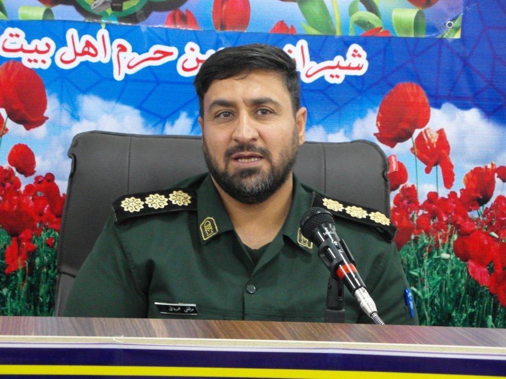 24 هزار بسته معیشتی توسط سپاه شیراز توزیع شد