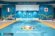 غیبت عجیب رونالدو در تیم منتخب یورو 2020+ عکس