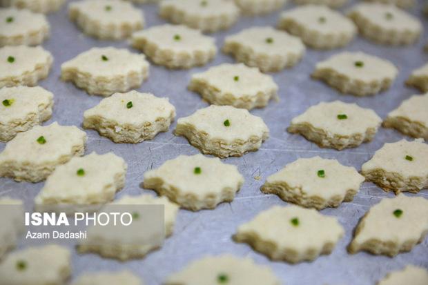 تولید شیرینی سنتی قزوین برای صادرات به کشورهای همجوار ایران