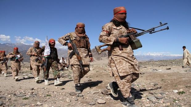 نیروهای طالبان به مرز چین رسیدند