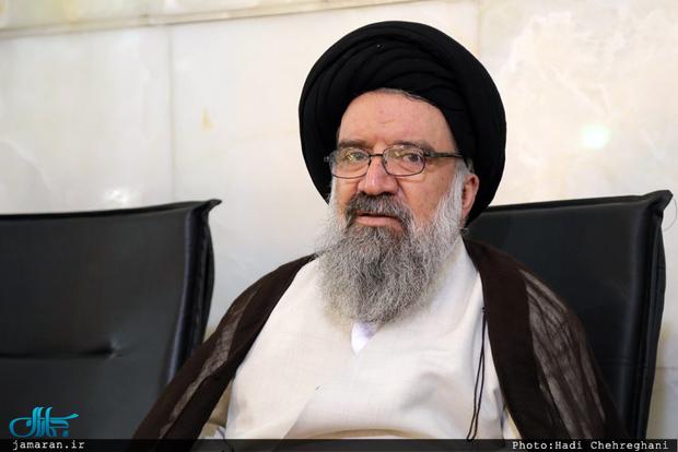 احمد خاتمی: قانون به شورای نگهبان اجازهای نداده که دلایل عدم احراز افراد را اعلام کند