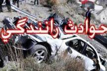 6 کشته و 6 مجروح نتیجه 2 حادثه رانندگی در خراسان جنوبی