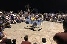 هرسین میزبان دومین جشنواره منطقه ای تئاتر خیابانی