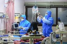 ۲۶ بیمار مشکوک به کرونا در بیمارستانهای قم بستری شدند