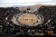 اسفراین آماده برگزاری مسابقات ملی کشتی باچوخه 14 فروردین شد