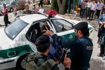 234 سارق حرفه ای در خوزستان دستگیر شدند