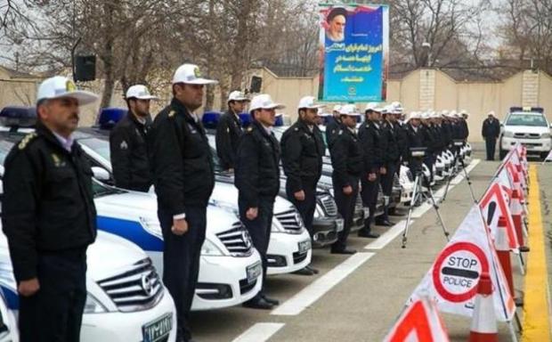 رزمایش طرح ترافیکی نوروز 98 در کرمان آغاز شد