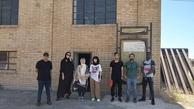 ورود اولین گروه گردشگران خارجی پس از فروکش نسبی کرونا