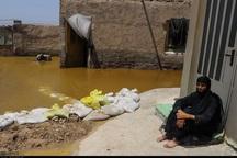 تبعات سیل تا چند روز آینده مناطق جنوبی خوزستان را ترک میکند