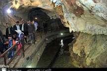غار قوری قلعه و سراب روانسر پربازدیدترین اماکن گردشگری شهرستان روانسر بوده اند