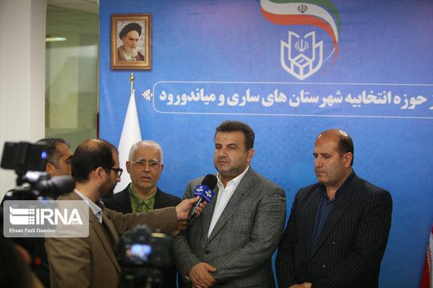 استاندارمازندران: داوطلبان انتخابات مجلس برنامه محور باشند