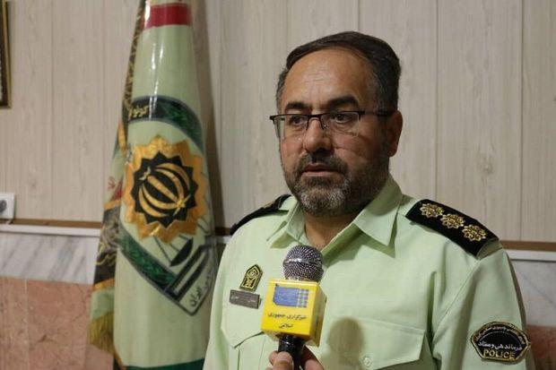سارق کابلهای مخابراتی در بوکان دستگیر شد