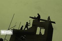 ۴۰ درصد کارگران ساختمانی در سبزوار بیمه ندارند