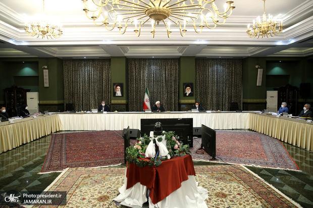 بررسی ابعاد اقدامات و برنامههای ستاد ملی مقابله با کرونا در هیئت دولت