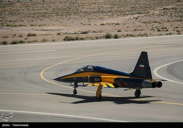 تحویل 3 فروند جت جنگنده کوثر به نیروی هوایی ارتش (12)