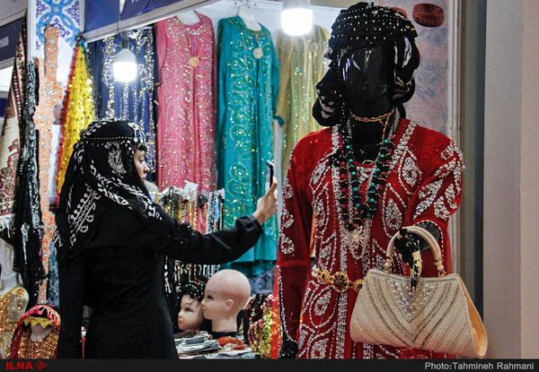 نمایشگاه ملی صنایع دستی خوزستان میزبان هنرمندان سراسر کشور