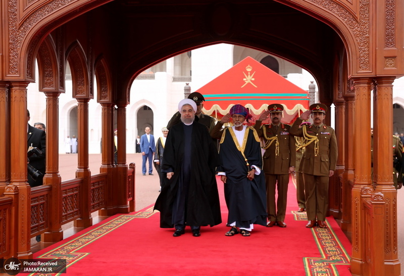 تصاویری از سلطان قابوس پادشاه عمان