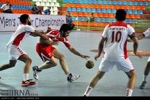 تیم تهران قهرمان مسابقات هندبال جوانان منطقه شمال کشور شد