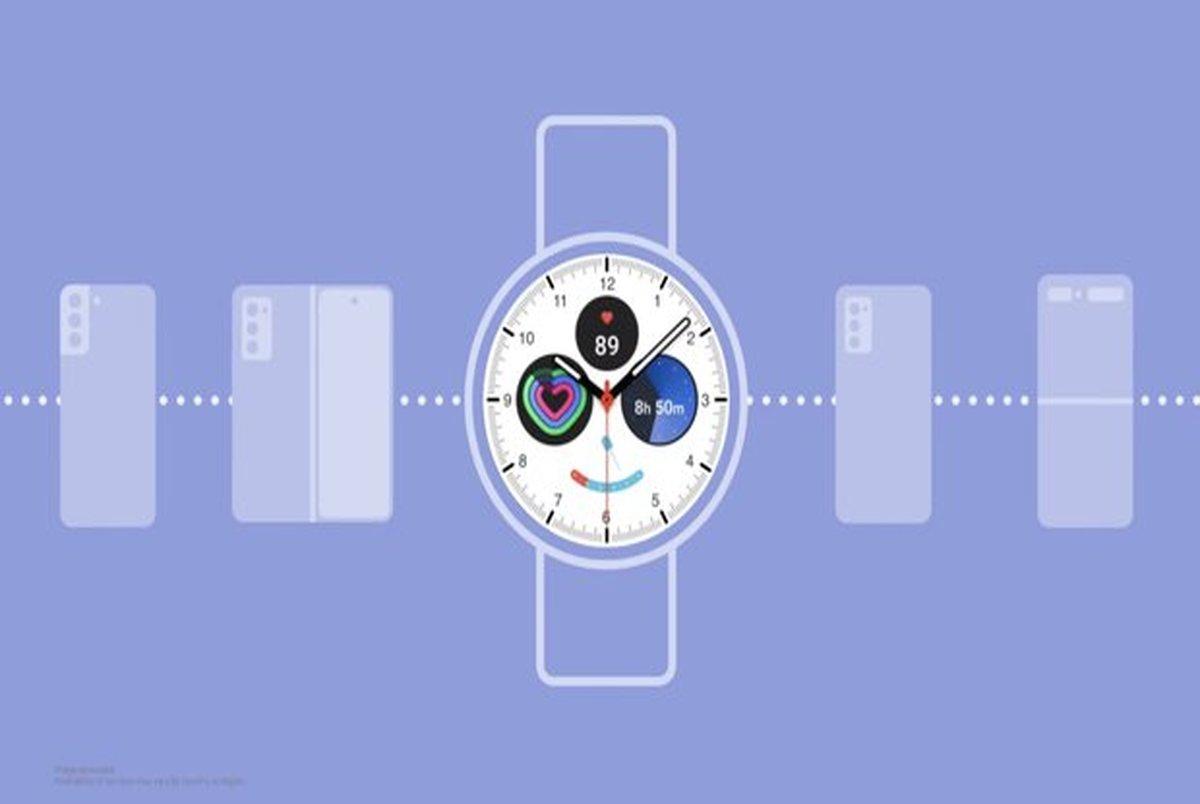 رونمایی سامسونگ از رابط جدید ساعت هوشمند