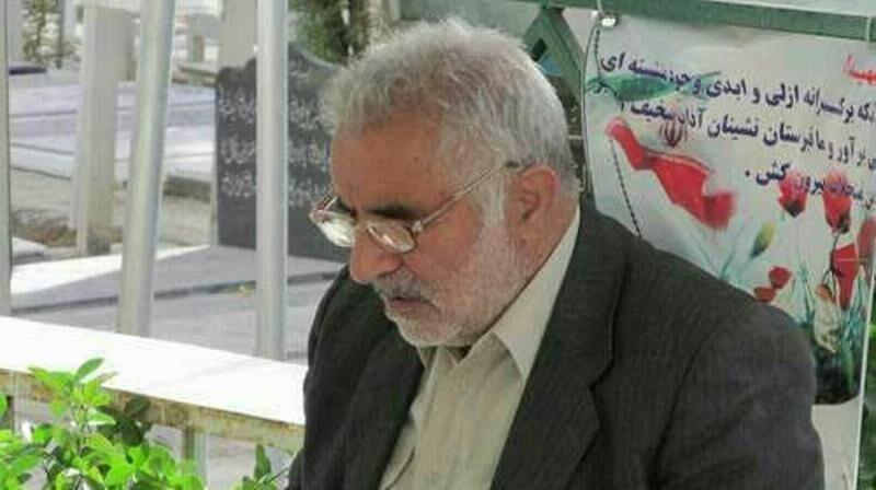 برگزاری مراسم چهلم پدر شهیدان فهمیده در فضای مجازی و رسانه ای