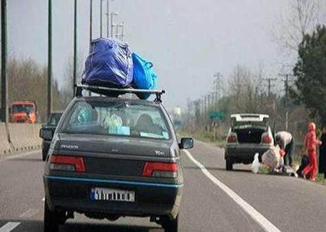 نگران ورود مسافران نوروزی به تهران هستیم