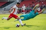 صعود لایپزیگ و ولفسبورگ به دور دوم جام حذفی آلمان