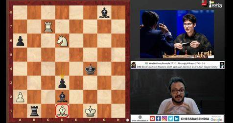 موسس chessbase india: فیروزجا جدی ترین رقیب کارلسن در قهرمانی جهان است!