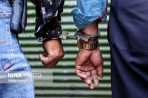 دستگیری 52 سارق حرفهای در اهواز