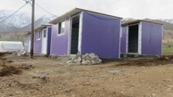 ساکنان خانههای تخریب شده در خان زنیان اسکان موقت مییابند