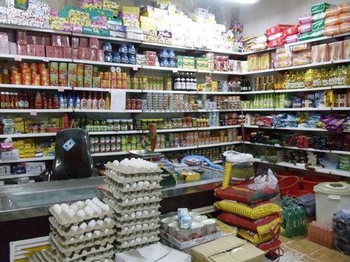توزیع 260 تن کالای اساسی در دامغان
