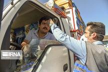سمنهای استان مرکزی در کارزار مبارزه با ویروس کرونا