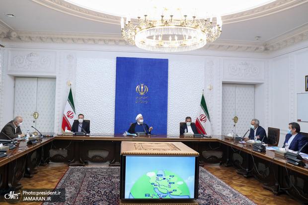 دستور جدید روحانی به وزارت صمت در خصوص تامین کالا