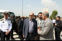 استاندار: توسعه فضای سبز از نیازهای مهم شهر قزوین است